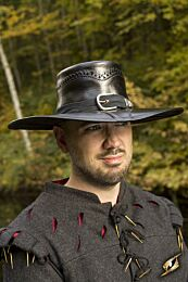 Witch Hunter Hat - Zwart