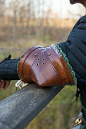 Noble Leather Couter - Groen