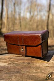 Imperial Leather Bag - Bruin