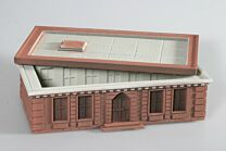 Appartment Block with Roof