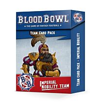 Blood Bowl – Imperial Nobility Card Pack