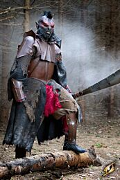 Orc Armour deal – Rust