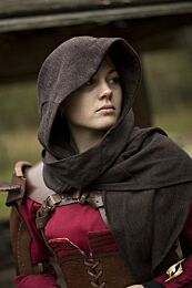 Cowl Altair - Donkerbruin, One Size