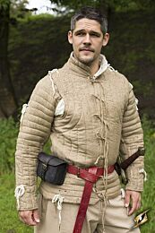 Imperial Gambeson -  Beige