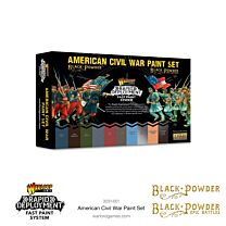 Black Powder - American Civil War Paintset