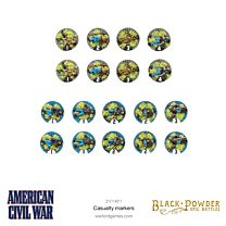 ACW Casualty Markers - Preorder, release juni 2021