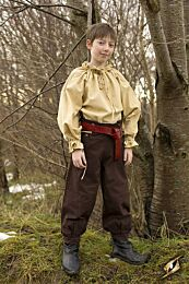 Pants Proudfoot – Donkerbruin