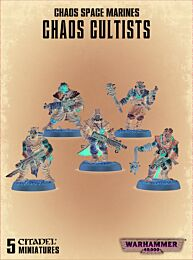 ETB:: Chaos Space Marines Chaos Cultists