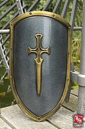RFB Kite Shield Sword, 60x36cm