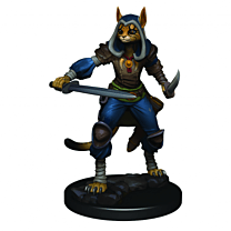 D&D Icons of the Realms Premium Figures: Female Tabaxi Rogue