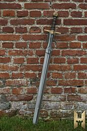 Knightly Sword Gold - 105 cm