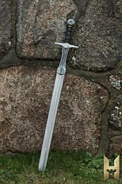 Knightly Sword Steel - 105 cm