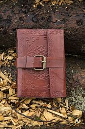 Leather Diary - Small