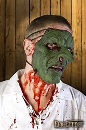 Goblin Trophy Mask - Green, One-Size