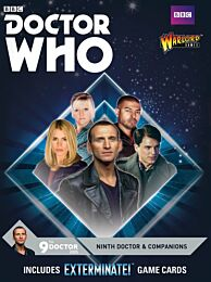 The Ninth Doctor & Companions