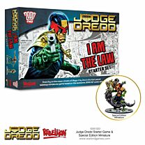 Judge Dredd Starter Game I Am The Law!