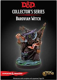 D&D Curse of Strahd: Barovian Witch