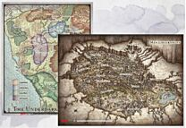 Underdark Map Set - Out of the Abyss