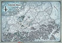 D&D Icewind Dale: Map