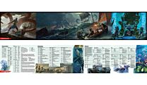 Of Ships and the Sea - DM Screen