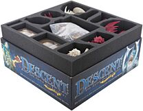 Foam Kit Descent: Journeys in the Dark 2nd ed. Game Box