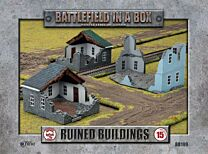 Ruined Buildings WWII