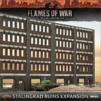 Stalingrad Building Extention (Plastic)