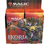 Ikoria: Lair of Behemoths Collector Booster Display (12 Packs)