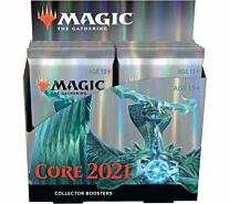 Core Set 2021 Collector Booster Display (12 Packs)