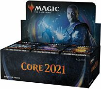 Core Set 2021  Draft Booster Display (36 Packs)