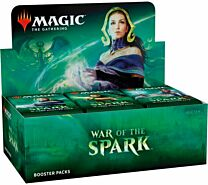 War of the Spark Booster Display (36 Packs)