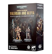 Talons Of The Emperor:Valerian And Aleya