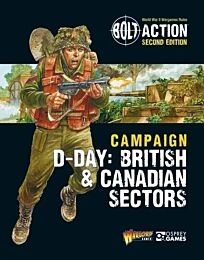 Pre-order D-Day: British & Canadian Sectors