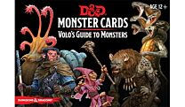 D&D Monster Cards: Volo's Guide to Monsters (81 cards)