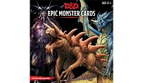 D&D Monster Cards: Epic Monsters (77 cards)
