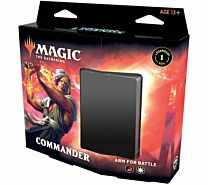 Commander Legends Deck 'Arm for Battle'