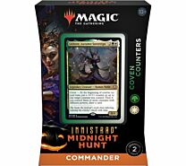 Innistrad Midnight Hunt - Commander Deck: Coven Counters