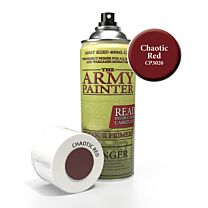 Colour Primer - Chaotic Red (400ml)