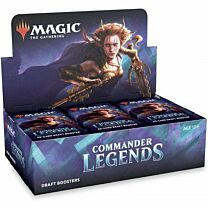 PRE ORDER Commander Legends Booster Display (24 Boosters)