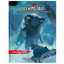 D&D RPG - Icewind Dale: Rime of the Frostmaiden - EN