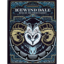 D&D RPG - Icewind Dale: Rime of the Frostmaiden Limited Edition Alternate Cover- EN