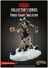 D&D Icewind Dale: Rime of the Frostmaiden - Frost Giant Skeleton