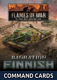 Finnish Command Card Pack