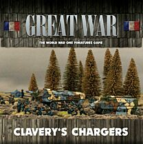 Clavery's Chargers French Army Deal