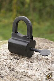Lock Chest - Metal - Small