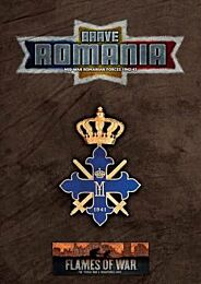 Brave Romania - Romanian Forces in Mid War - preorder, release juli 2021