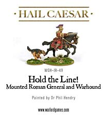 Hold The Line! Mounted Roman General