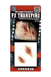 Shanked 3D FX Transfers