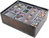Organizer + Foam Tray voor Gloomhaven: Jaws of the Lion