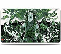 Playmat Magic: Kaldheim - Esika, God of the Tree